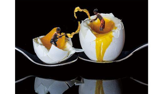 これぞTKG!卵かけごっこ